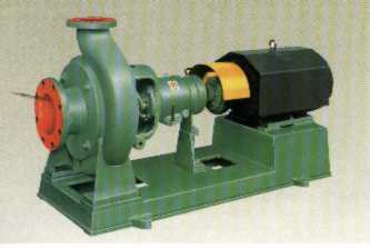 HORIZONTAL CENTRIFUGAL VOLUTE PULP PUMPS