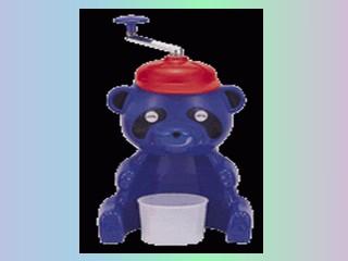 熊貓造型刨冰機