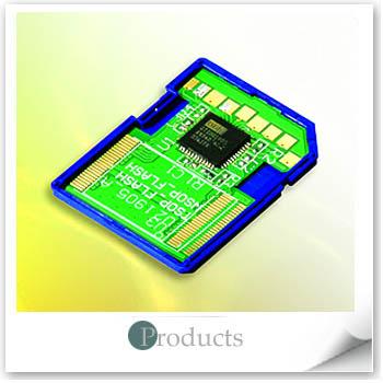 Flash Type 4-Bit MultiMediaCard Controller