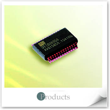 USB To RS232 Bridge Controller