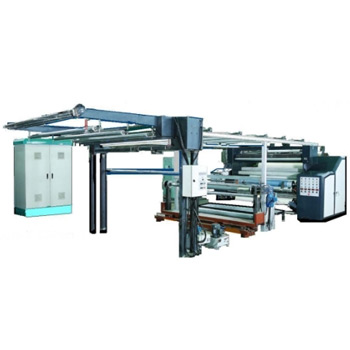 HR 6000 adhesive laminating machine