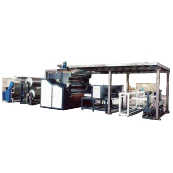 PM 777 hot powdering laminating machine