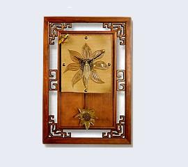 Sun Flower Clock