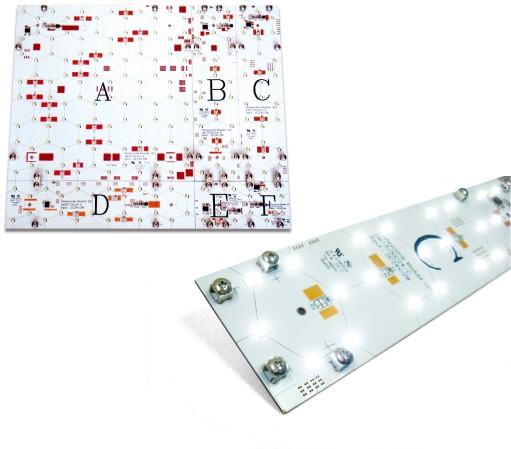 LED 廣告燈板