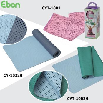 瑜珈鋪巾 / 透氣瑜珈墊