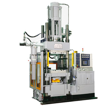 Solid Silicone Injection Molding Machines