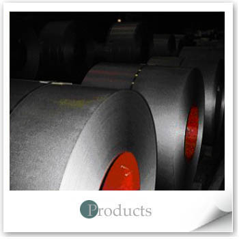 Hot-Dip 5% Al-Zn Coated Steel Coils