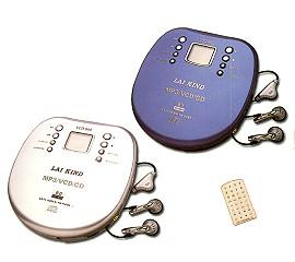 VCD/MP3/CD隨身聽