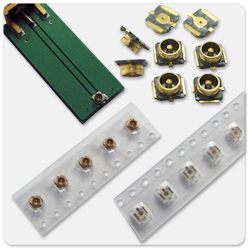 Mini Coaxial Connector-RF101/RF301