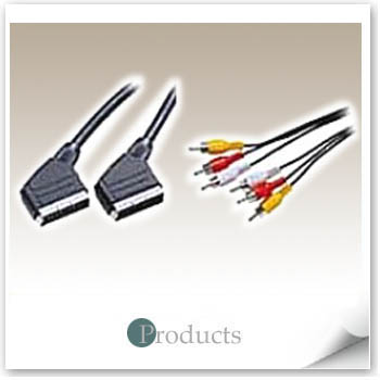 AV cable /RCA cable /Scart Cable