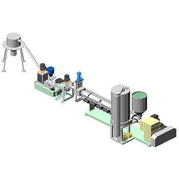 製粒機/塑膠薄膜回收製粒設備