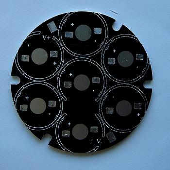 高功率LED導熱基板