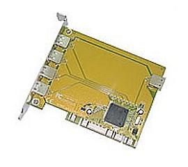 PCI 5 Port NEC USB2.0 Card