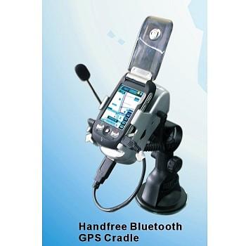 Handfree Bluetooth GPS Cradle