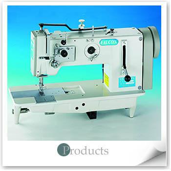 工業用單針綜合送平車型縫紉機