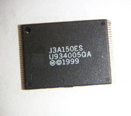 MMC4.0/SD1.01 flash controller