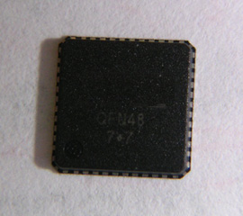 MMC4.0 flash controller