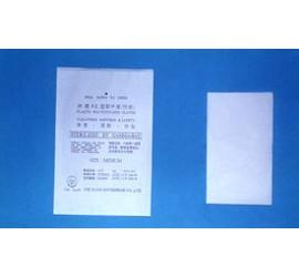 消毒PE塑膠手套(附紙)
