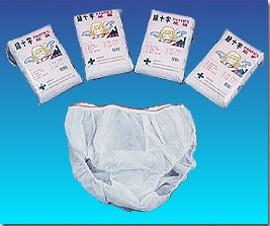 紙褲(不織布)30g