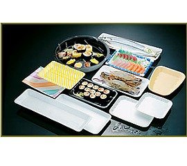 PSP Meat & Fresh trays series