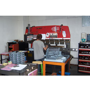 AMADA Bend Machinery (Our Plant Equipment)