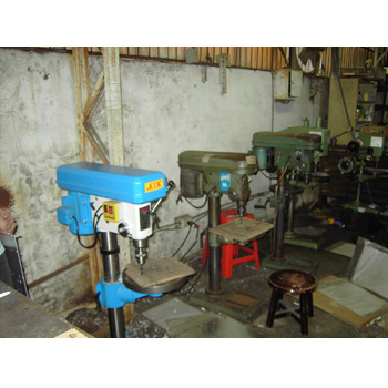 Threading Machinery (Our Plant Equipment)