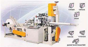 Pocket Facial Tissue Folding Machine