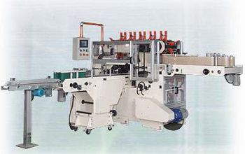 Automatic Wrapping Machine for Toilet Rolls and Household Towel Rolls