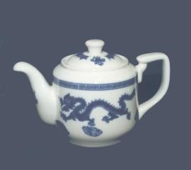 中式茶壺(龍圖)
