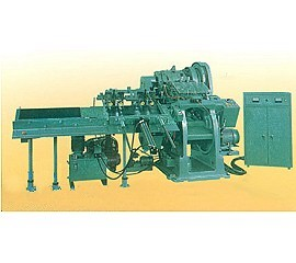 Y-U18 AUTOMATIC DOUBLE DIES PRESS WITH CURLING MACHINE