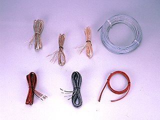 CLEAR HIGH CLASS OF SPEAKER WIRE