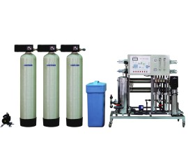 Reverse Osmosis water treatment system equipment