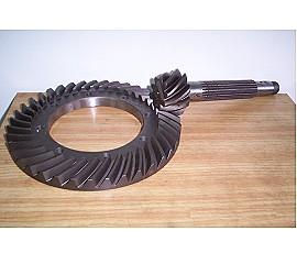 螺旋傘齒輪