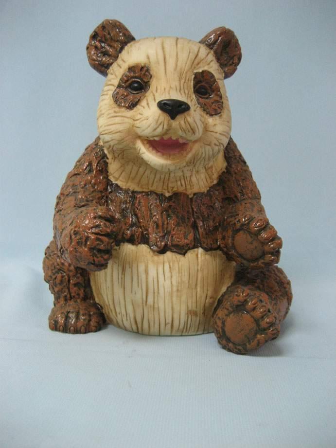 貓熊存錢筒