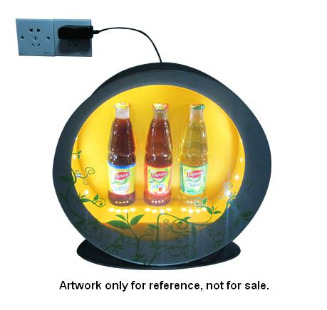 LED Beverage display stand