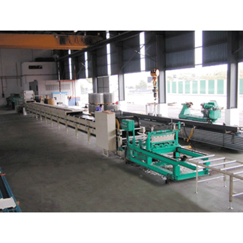 Dual-Layer Metal Plate Production Line