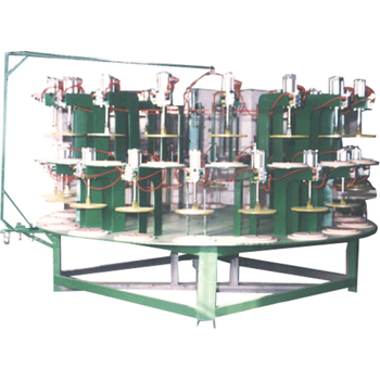 Rotary Circulating Foaming Machine