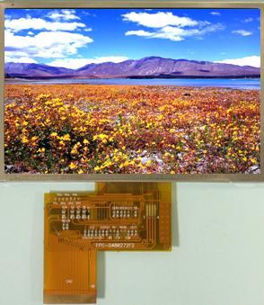 LCD module (TFT)