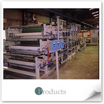 夾網布貼合機整廠設備