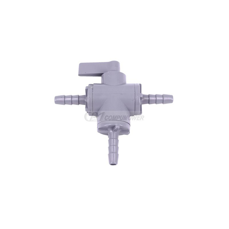 """3 WAY 1/4"""" FUEL VALVE WITH BUNS SEAL"""