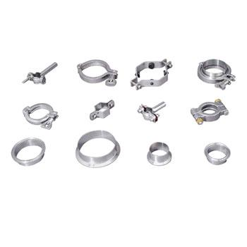 13LAH, 13MHH, 13MHHM, 13MHP, LB clamp, Round pipe hanger, Hex. pipe hanger, pipe holders,Ferrule, El