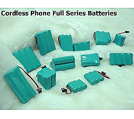 Battery Pack for Cordless phone