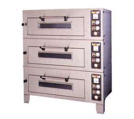 三層式電烤爐