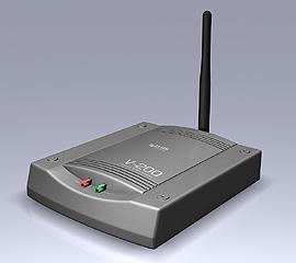 Wireless 802.11a/b/g AV Player