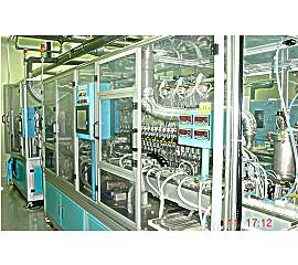 鋰電池注液系統