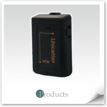 Top Mount Numeric Pager
