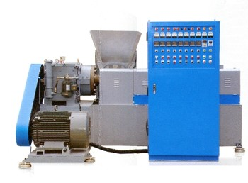 Twin Tapered Type Extruding Pelletizer