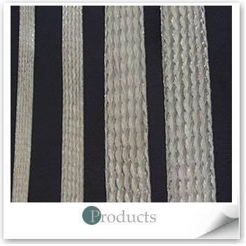 編織銅帶(網)