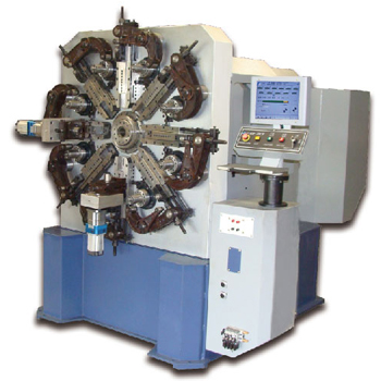 MF-40 SPRING FORMING MACHINE