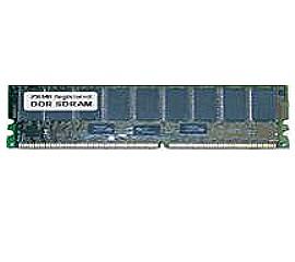 Memory Modules DDR 512-333